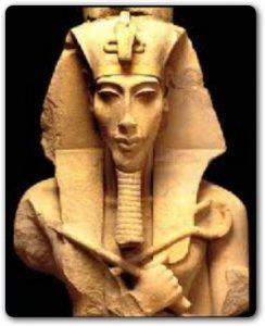 Rey hereje Akhenaton