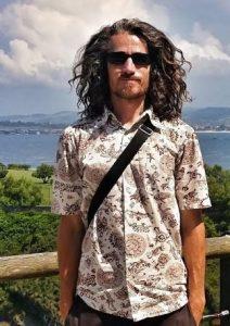 Entrevista al escritor Alexander Drake