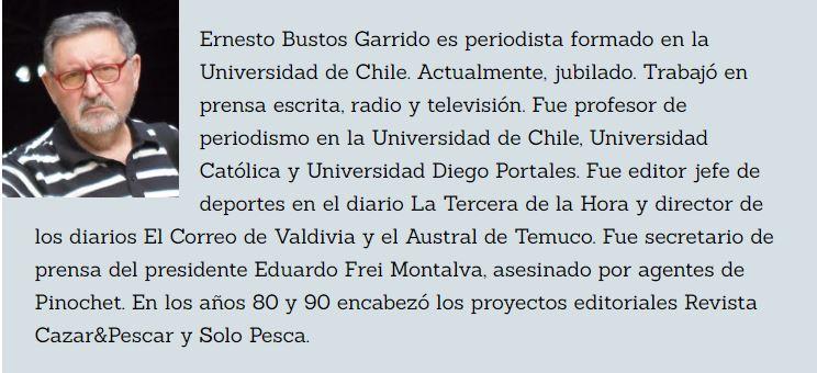 Ernesto Bustos Garrido, Ernest Hemingway
