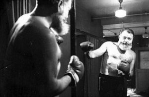 Hemingway, ¿boxeador frustrado?