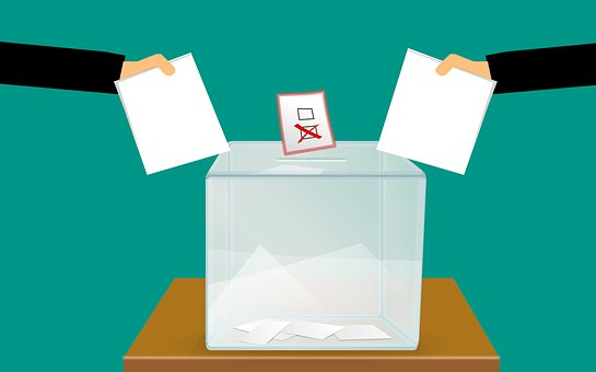 cuentos, elecciones, políticos