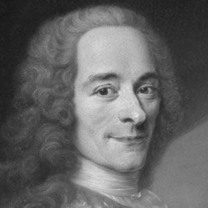 Microrrelato de Voltaire