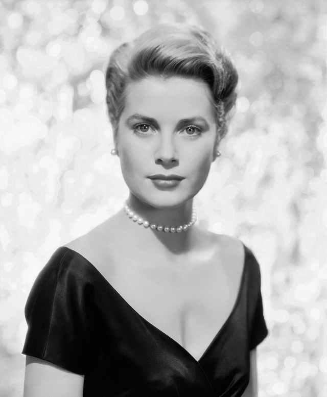 foto de Grace Kelly, princesa de Mónaco